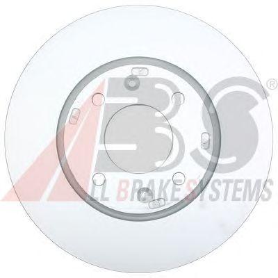 Тормозной диск A.B.S. 17548