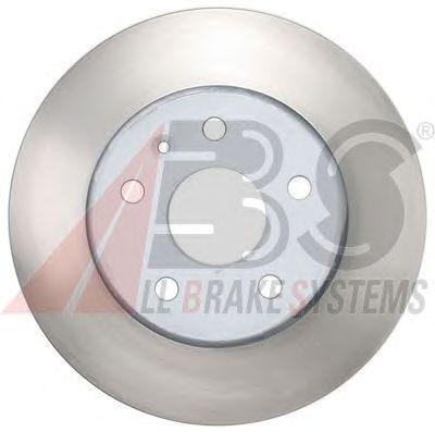 Тормозной диск A.B.S. 17988