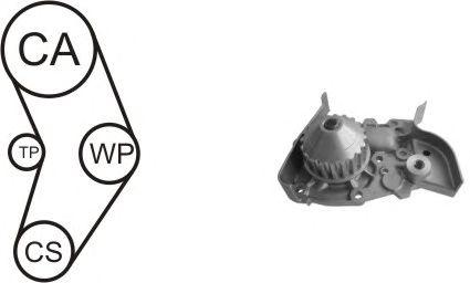 Помпа + комплект ГРМ AIRTEX WPK-157701