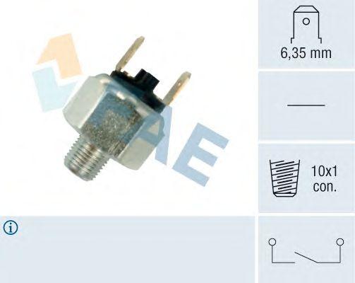 Выключатель фонаря сигнала торможения FAE 21020