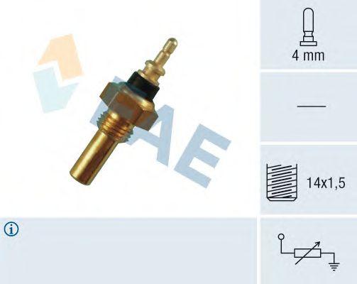 Датчик температуры охлаждающей  жидкости FAE 32330