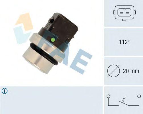 Датчик температуры охлаждающей жидкости FAE 35640