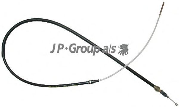 Трос ручника JP GROUP 1170301500