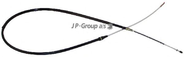 Трос ручника JP GROUP 1170300100