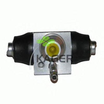 Колесный тормозной цилиндр KAGER 39-4253