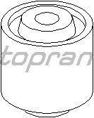 Сайлентблок рычага TOPRAN 110 467