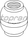 Втулка вилки переключения передач TOPRAN 103 292