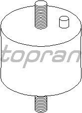 Подушка двигателя TOPRAN 500 002
