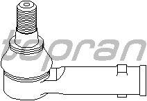 Наконечник рулевой тяги TOPRAN 301 381