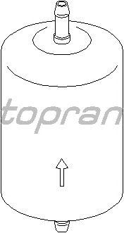 Топливный фильтр TOPRAN 401 032