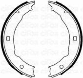 Тормозные колодки ручника CIFAM 153-330
