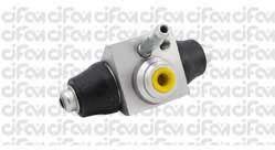 Колесный тормозной цилиндр CIFAM 101-608