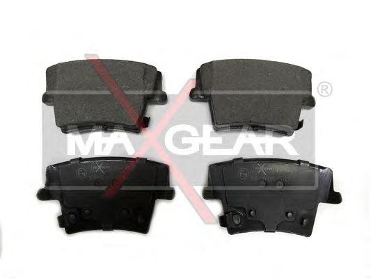 Тормозные колодки MAXGEAR 19-0464