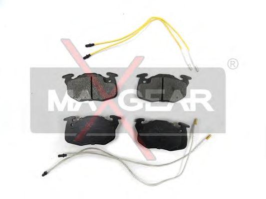 Тормозные колодки MAXGEAR 19-0470