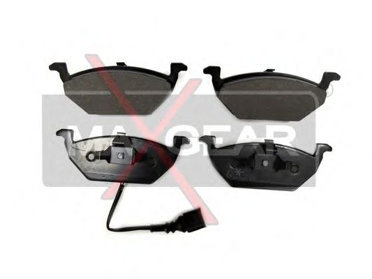 Тормозные колодки MAXGEAR 19-0613