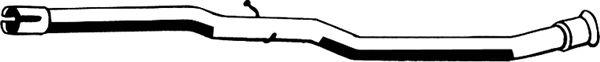 Ремонтная трубка, катализатор ASMET 09.056