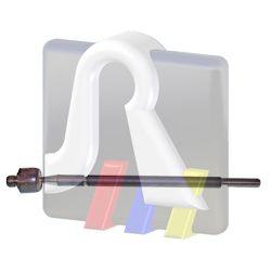 Рулевая тяга RTS 92-00694