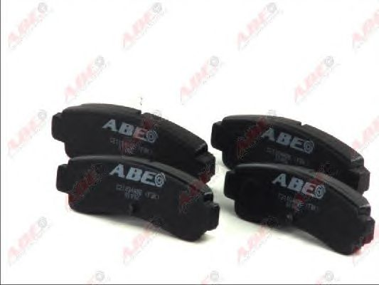 Тормозные колодки ABE C21034ABE