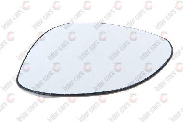 Стекло зеркала заднего вида BLIC 6102-02-1225233