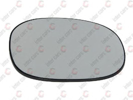 Стекло зеркала заднего вида BLIC 6102-02-1232851P