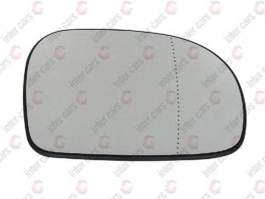 Стекло зеркала заднего вида BLIC 6102-02-1272792P