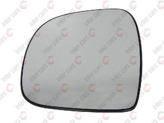 Стекло зеркала заднего вида BLIC 6102-02-1291917P
