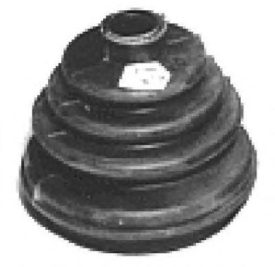 Пыльник ШРУСА Metalcaucho 01770