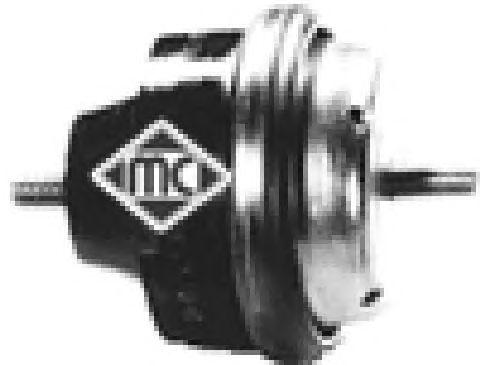 Подушка двигателя Metalcaucho 02309