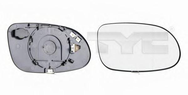 Зеркальное стекло, узел стекла TYC 321-0001-1