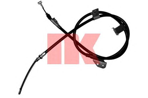 Трос ручника NK 902292