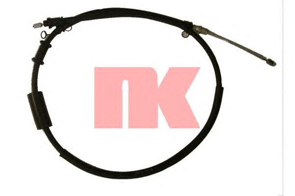 Трос ручника NK 902390