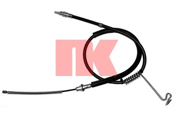 Трос ручника NK 9025127