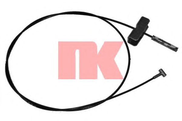 Трос ручника NK 9036115