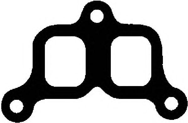 Прокладка выпускного коллектора AJUSA 13042300