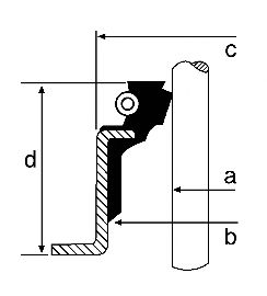 Сальник клапана, маслосъемный  колпачок CORTECO 19026652