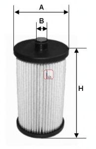 Топливный фильтр SOFIMA S 6012 NE
