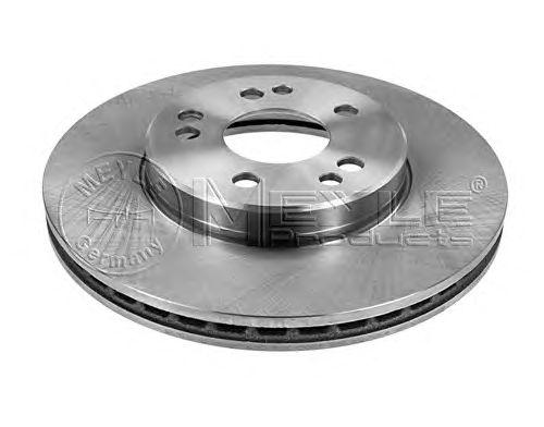 Тормозной диск MEYLE 015 521 2011