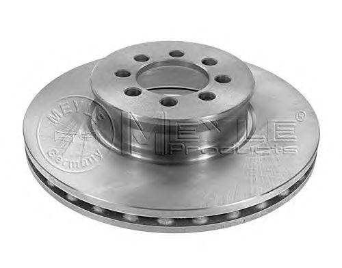 Тормозной диск MEYLE 015 521 2106