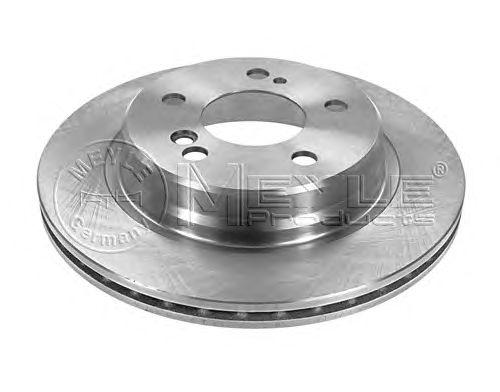 Тормозной диск MEYLE 015 523 2002