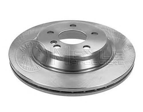Тормозной диск MEYLE 015 523 2046