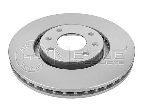 Тормозной диск MEYLE 11-15 521 0018/PD