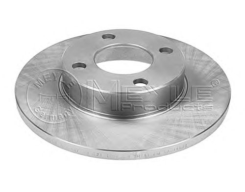 Тормозной диск MEYLE 115 521 1014