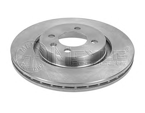 Тормозной диск MEYLE 115 521 1021