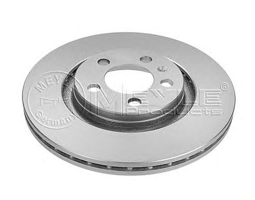 Тормозной диск MEYLE 115 521 1027/PD