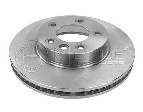 Тормозной диск MEYLE 115 521 1101