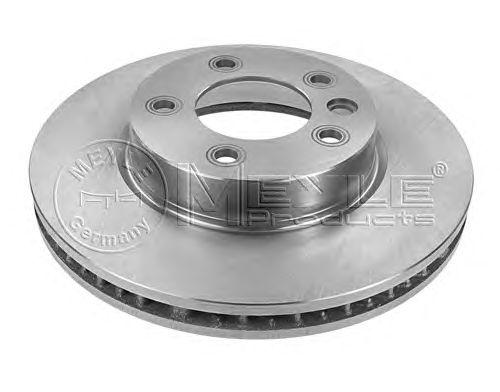 Тормозной диск MEYLE 115 521 1102