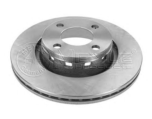 Тормозной диск MEYLE 115 521 1110
