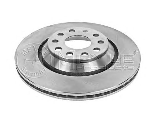 Тормозной диск MEYLE 115 523 1093