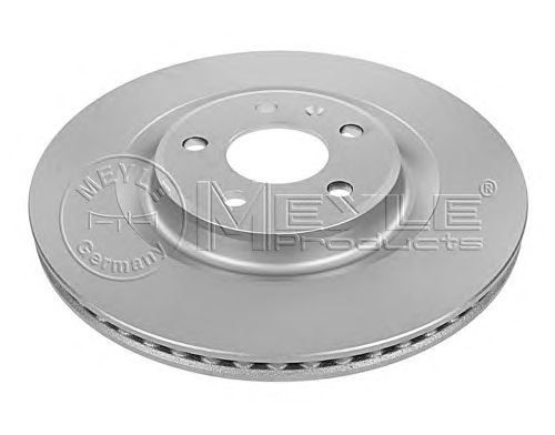 Тормозной диск MEYLE 115 523 1127/PD