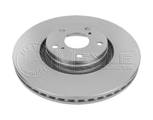 Тормозной диск MEYLE 30-15 521 0085/PD